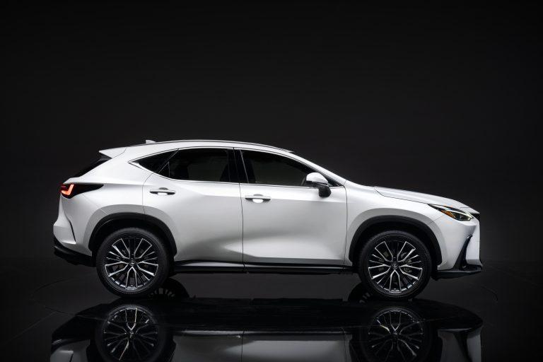 All-new Lexus NX 250h SUV